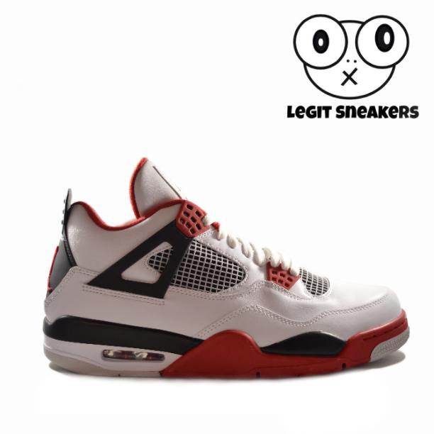 0f90eaea1b88b8 Is Retro Jordan Sneakers Legit. air jordan 4 retro fire red € 220 00 air  jordan 4 retro fire red .